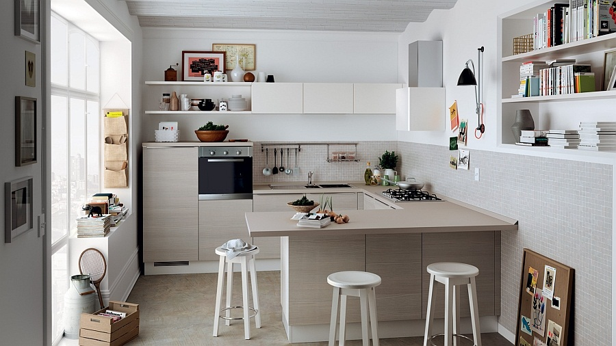 planning and style a little kitchen home 2 center - Little Kitchen